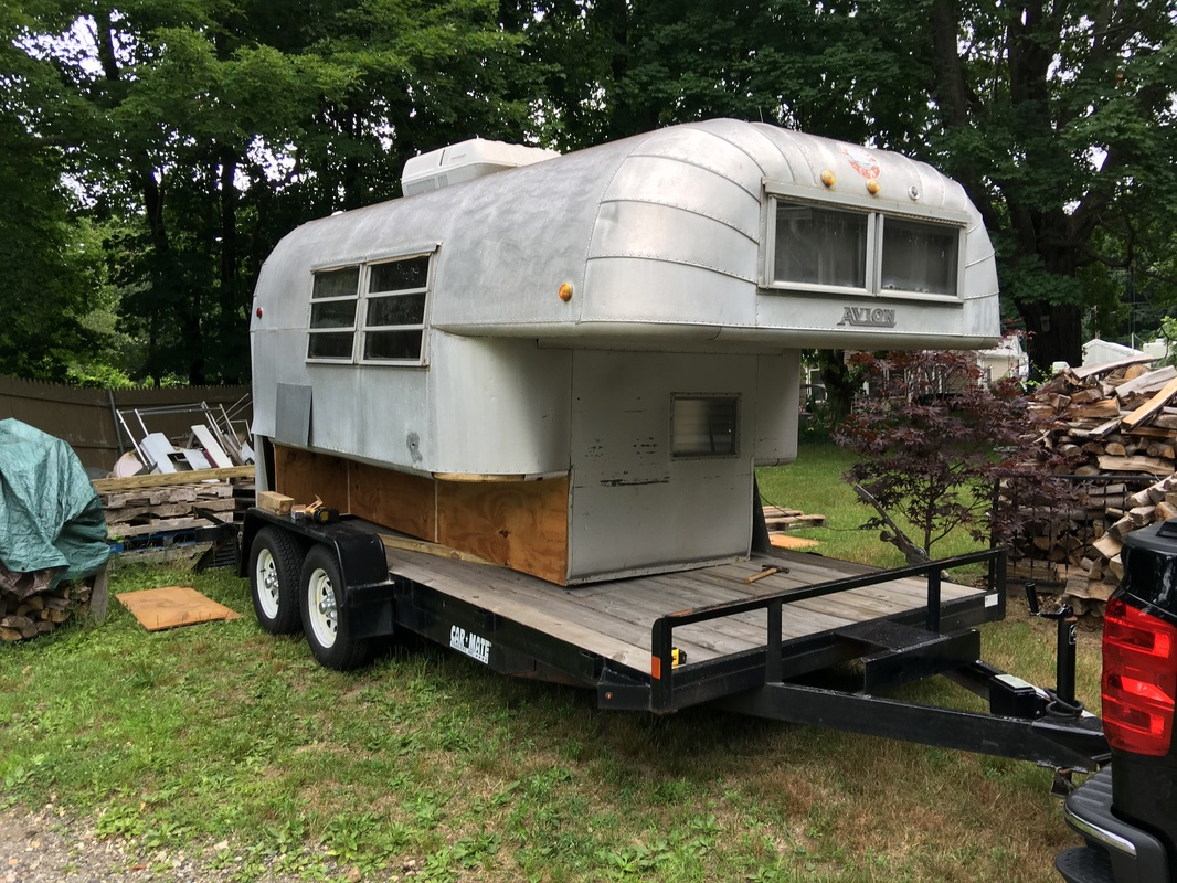 Rv Campers For Sale >> 1966 Avion C10 Truck Camper - R&D USA CLASSICS